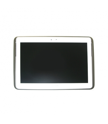 Touch & LCD (Tablet) Samsung N8000 Stock White