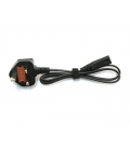 Laptop Power Cable 2Pin With Earth