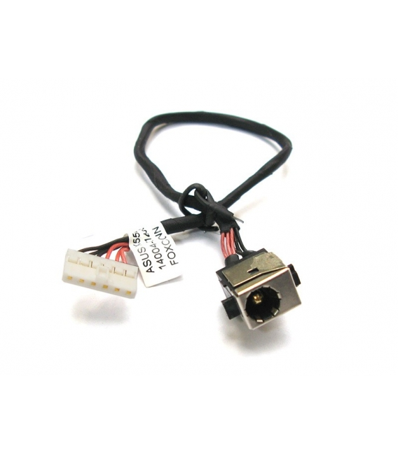 Power Jack (NB) Asus A550C New
