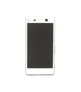 Touch + LCD + Middle Frame Sony Xperia M5 E5603 E5606 E5653