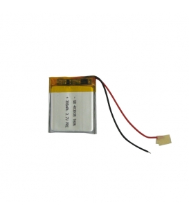 Battery Lithium accessory 3.7V 385mAh