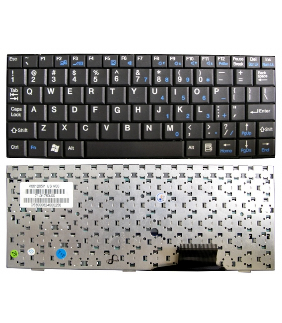 Keyboard (NB) Suzuki 001205 New