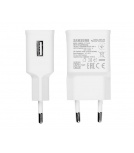 Samsung Original USB Charger Fast Charging EP-TA200 2Pin