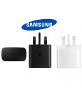 Samsung Original USB C Charger Super Fast Charging EP-TA800 3Pin